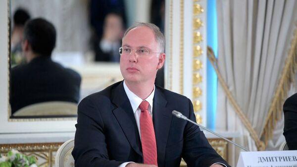 Kirill Dmitriev, l'ad del Fondo russo di investimenti diretti (Rfpi) - Sputnik Italia