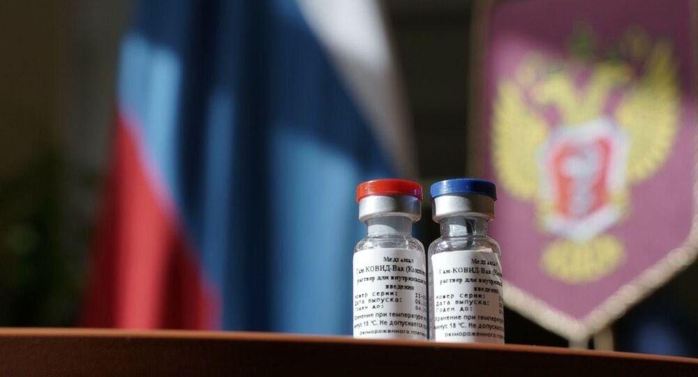 Il primo vaccino al mondo per il Covid-19