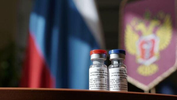 Il primo vaccino al mondo per il Covid-19 - Sputnik Italia