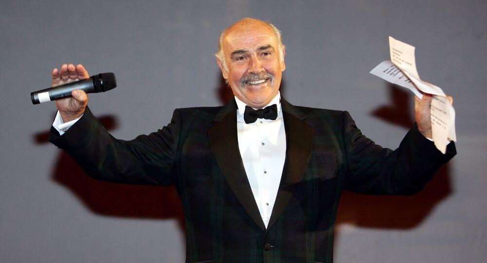 È morto a 90 anni Sean Connery. Fu il primo James Bond