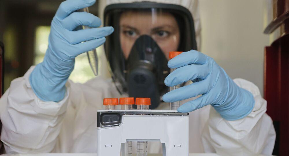 Ricerche per il primo vaccino russo contro il Covid-19