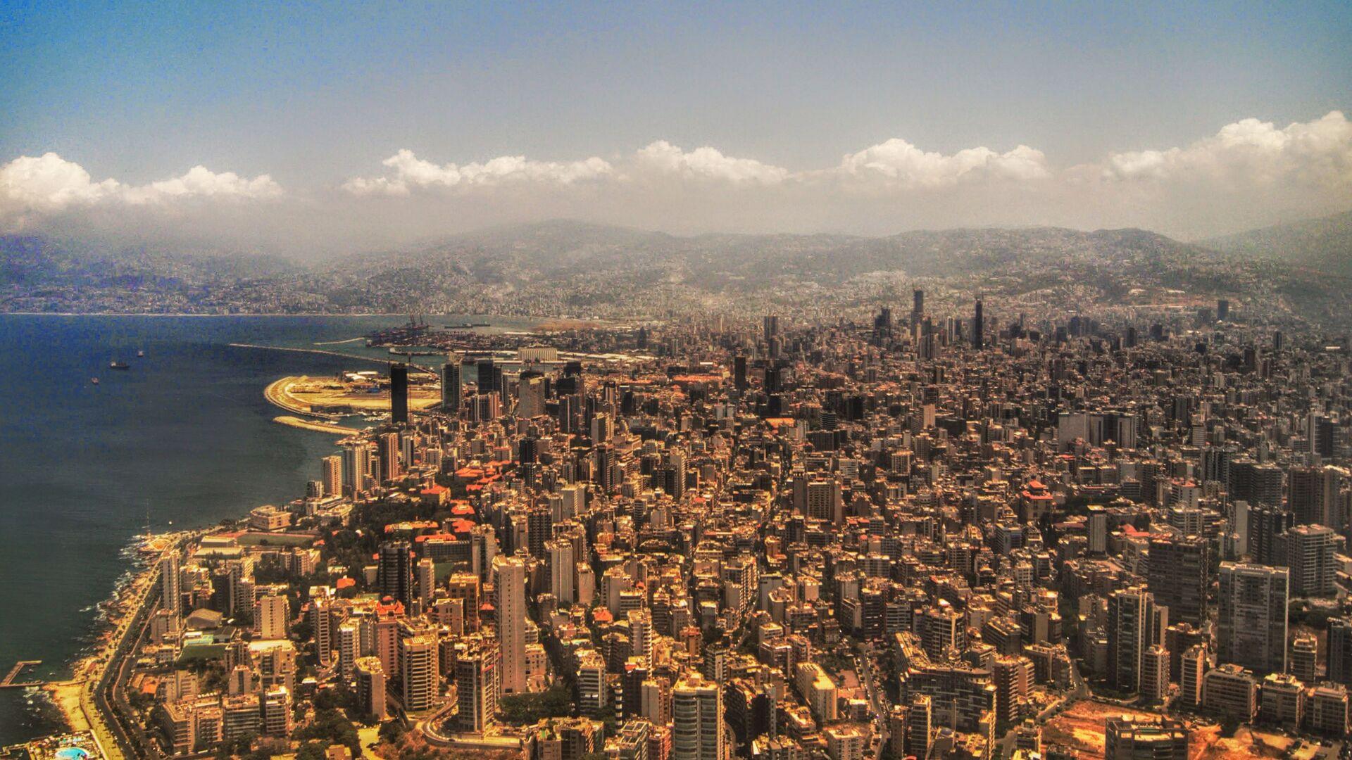 Beirut vista dall'alto - Sputnik Italia, 1920, 29.06.2021