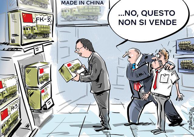 Il presidente Vucic ha dichiarato che la Serbia ci sta pensando sull'acquisto dei sistemi di arma cinese FK-3