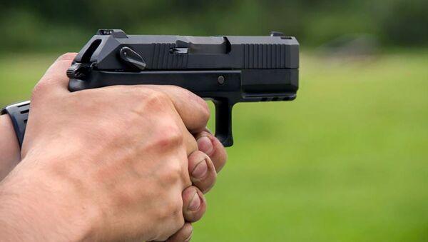 Nuova pistola semiautomatica compatta Poloz - Sputnik Italia