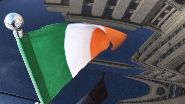 Bandiera dell'Irlanda - Sputnik Italia