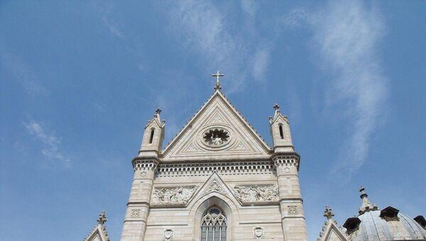 Facciata Duomo di Napoli - Sputnik Italia