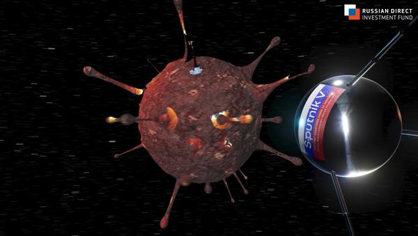Sputnik V contro il coronavirus nella clip promozionale di RDIF. - Sputnik Italia
