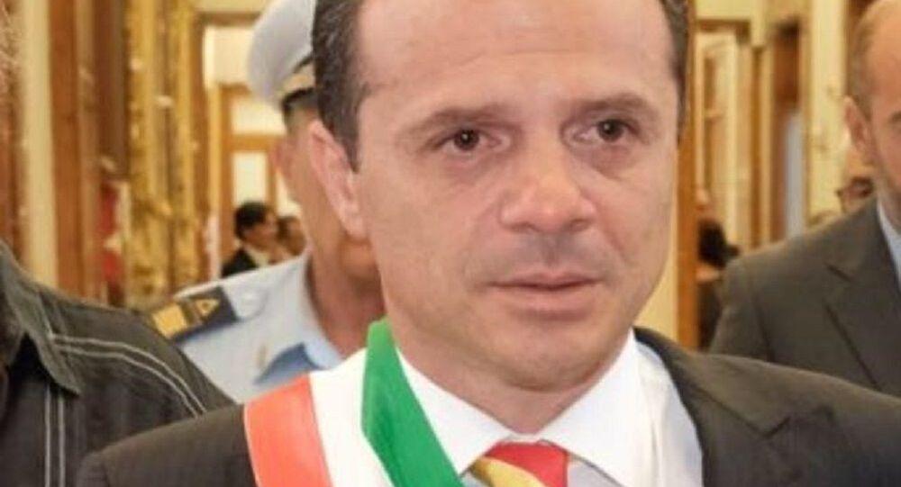 Il sindaco di Messina Cateno De Luca