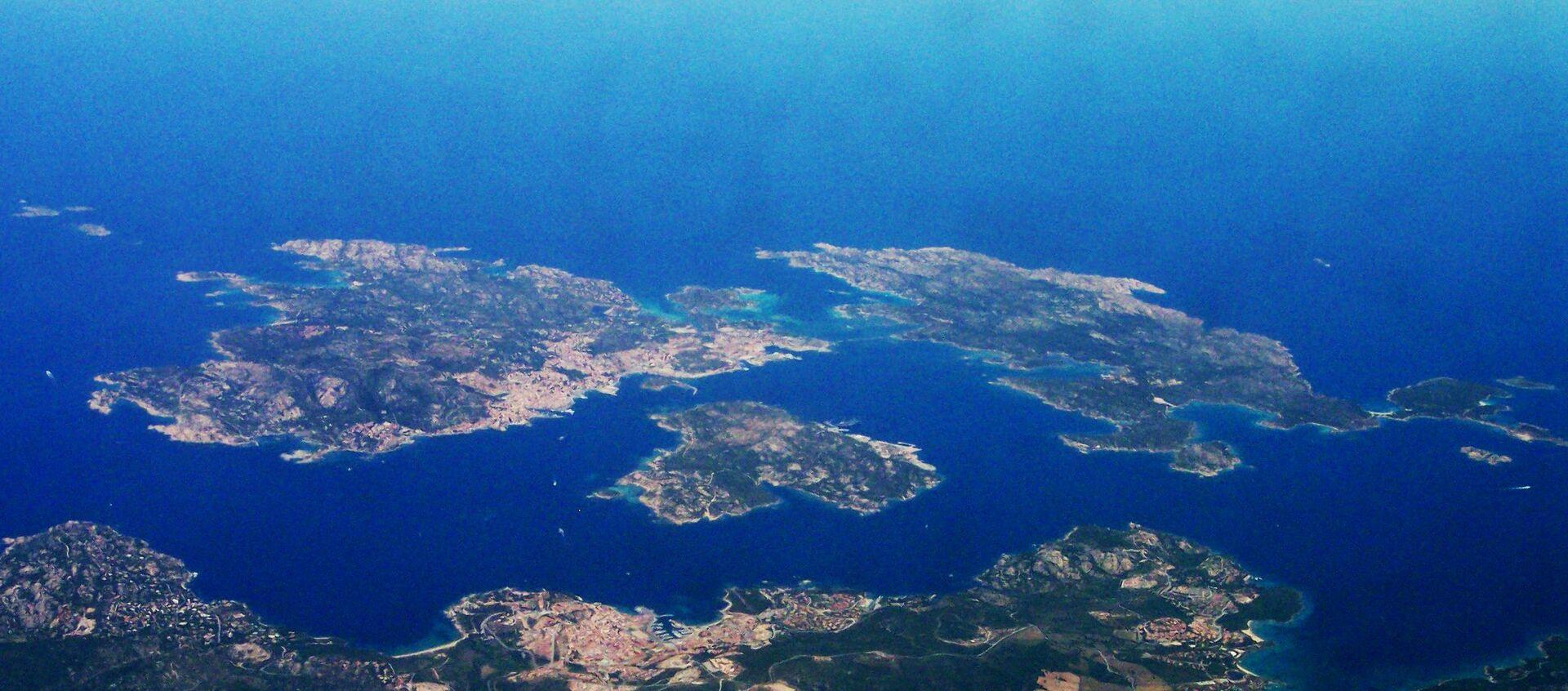 Arcipelago della Maddalena, Sardegna - Sputnik Italia, 1920, 26.04.2021