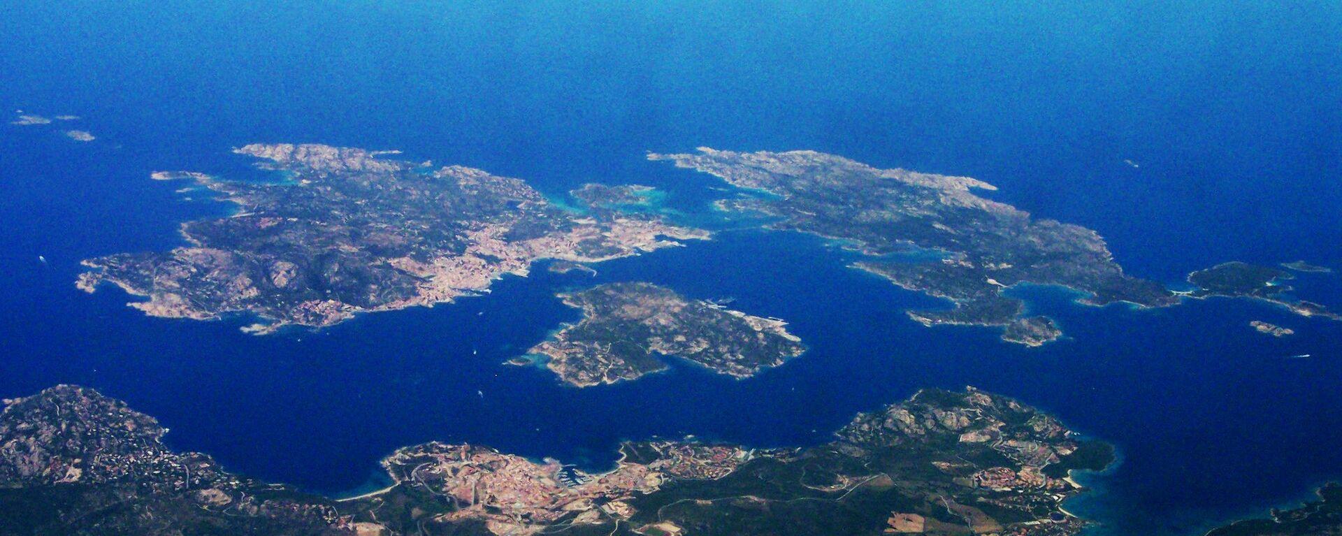Arcipelago della Maddalena, Sardegna - Sputnik Italia, 1920, 16.06.2021