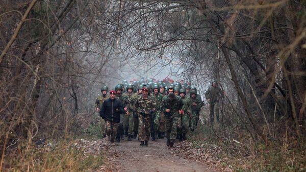 Militari bielorussi - Sputnik Italia