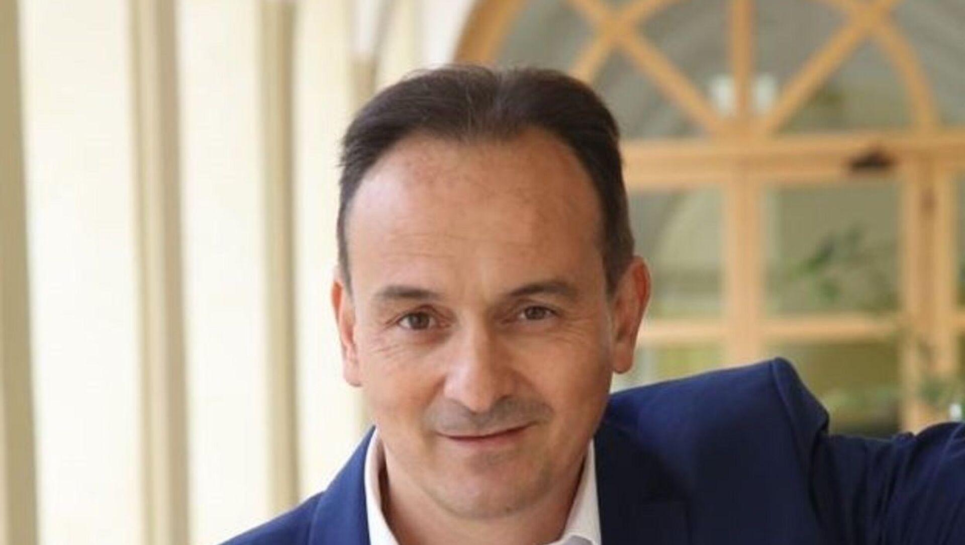 Presidente della Regione Piemonte Alberto Cirio - Sputnik Italia, 1920, 23.04.2021