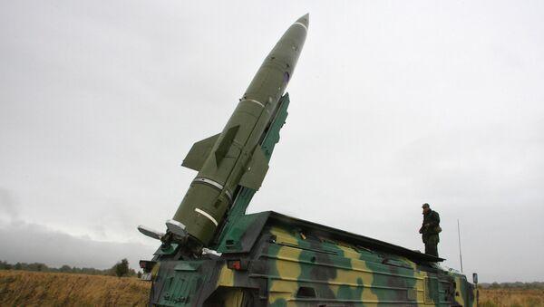 Batterie missilistiche >Tochka - Sputnik Italia