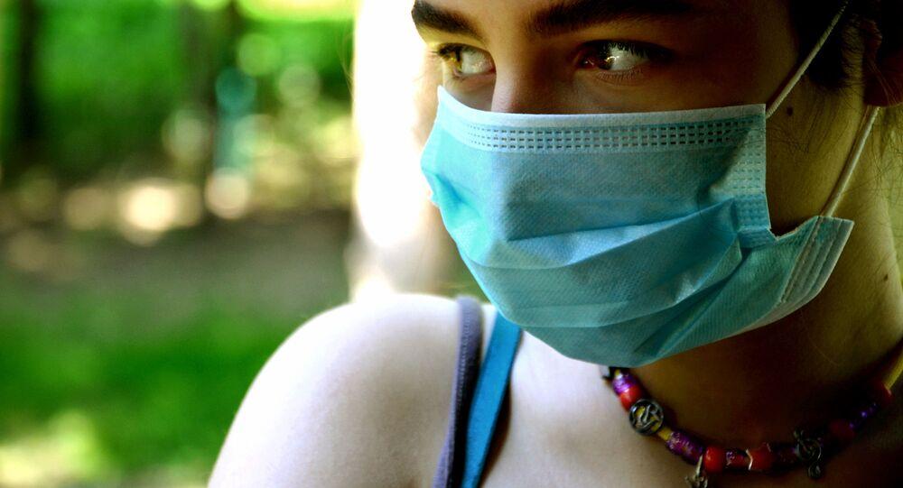 Coronavirus in Russia - agosto 2020