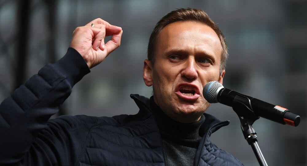 Alexei Navalny  (archivio)