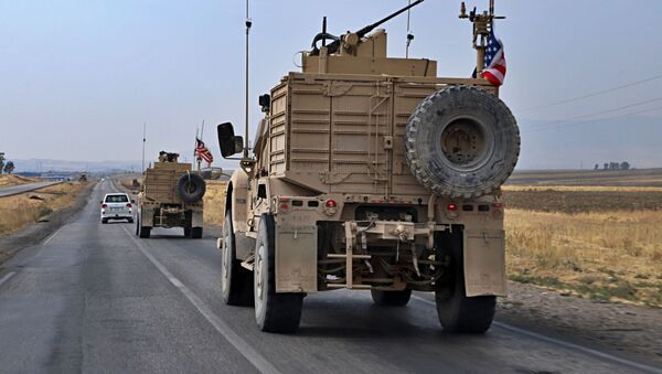 Militari USA in Iraq - Sputnik Italia