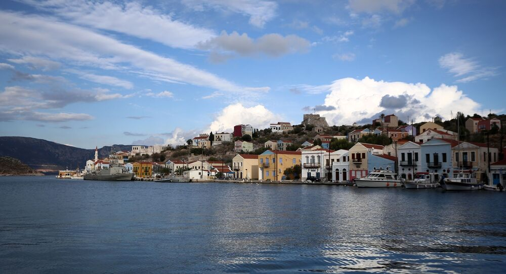 L'isola di Kastellorizo
