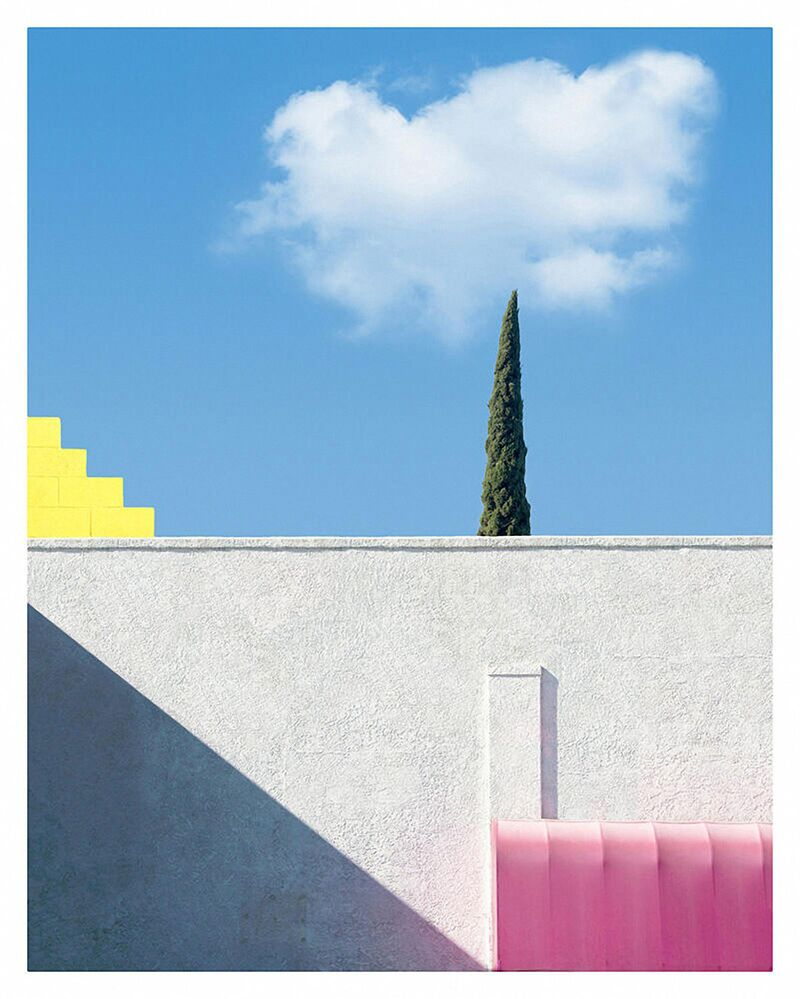 La foto Uscita del fotografo australiano George Byrne, vincitore del Minimalist Photographer 2020