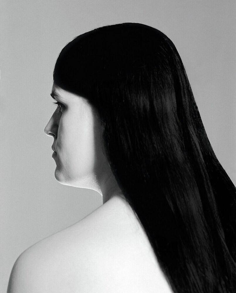 Ritratto di Rosa di Tero Puha, Minimalist Photographer 2020