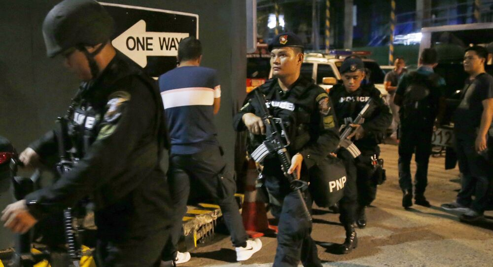 SWAT members of the Philippine National Police (File)