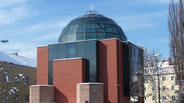 La sinagoga di Graz  - Sputnik Italia