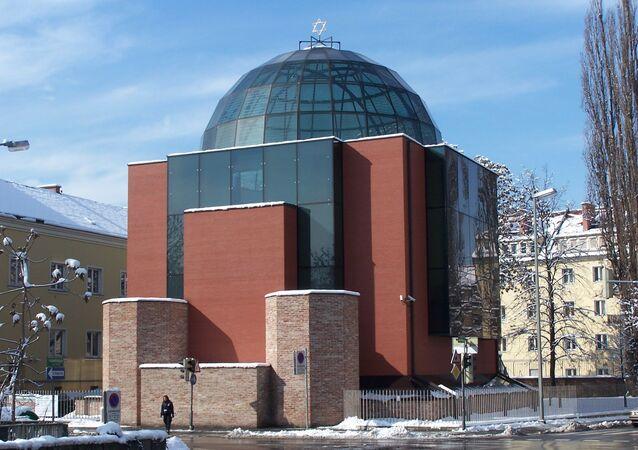 La sinagoga di Graz