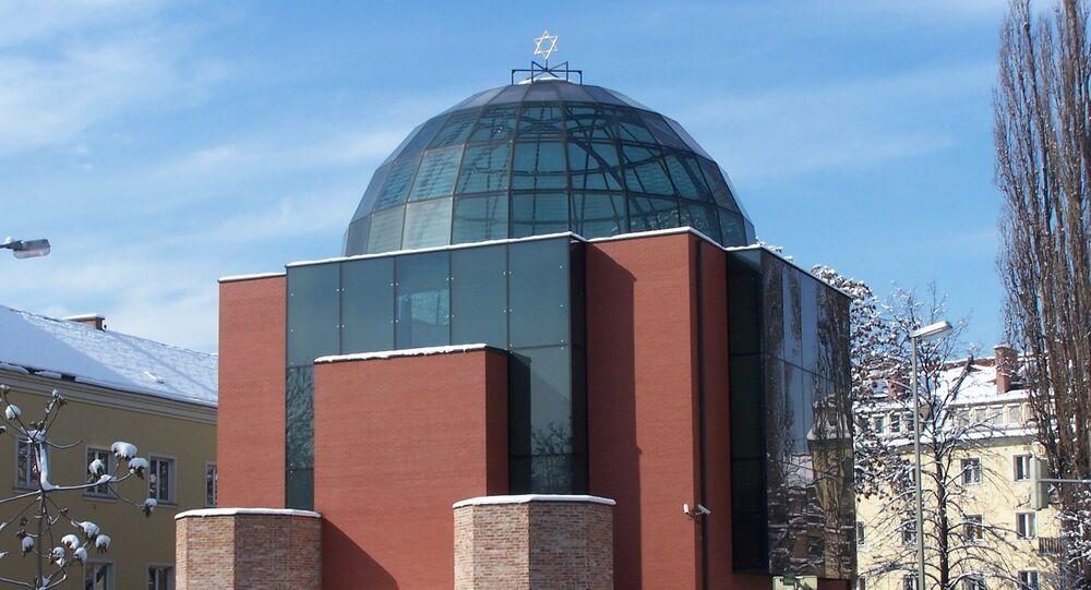 The Graz Synagogue