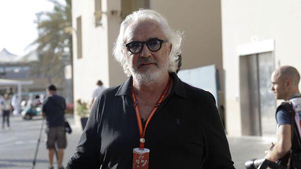 Imprenditore italiano Flavio Briatore - Sputnik Italia