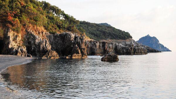 Una spiaggia - Sputnik Italia