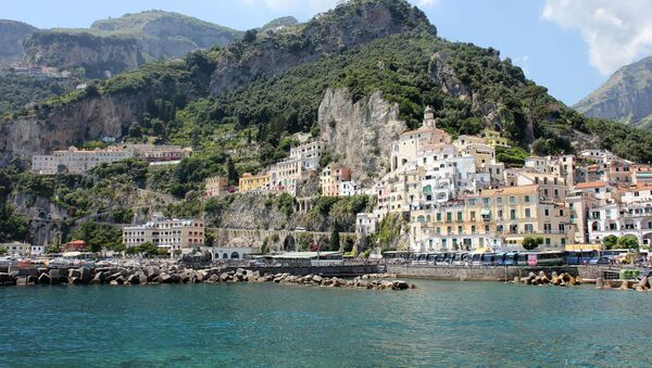 Vacanze in Italia - Sputnik Italia