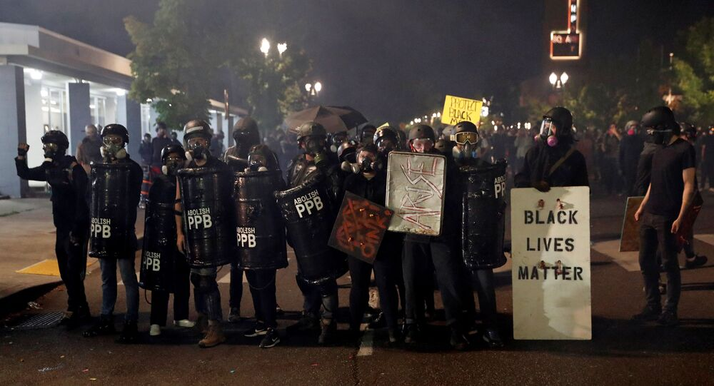 Proteste a Portland