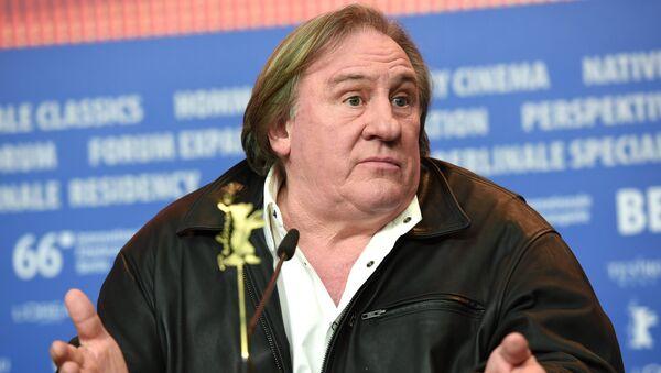 Gérard Depardieu - Sputnik Italia