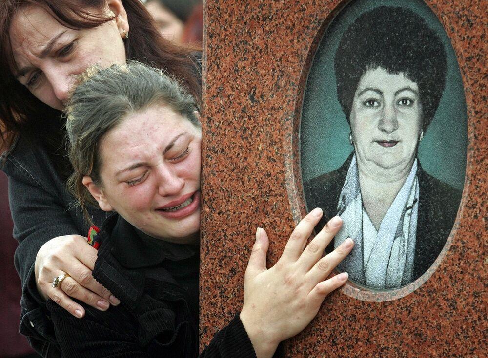 Il 1° settembre la Russia ricorda il 16° anniversario della strage nella scuola di Beslan, nella repubblica dell'Ossezia del Nord.