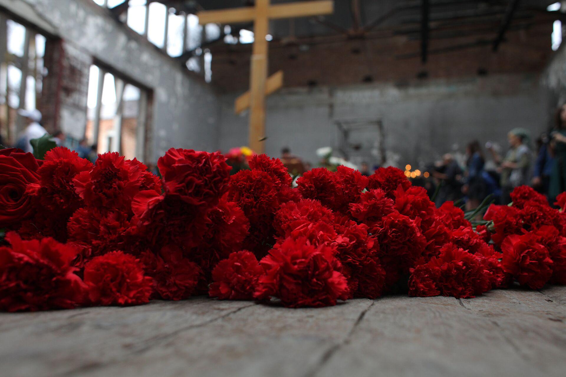 La strage di Beslan - Sputnik Italia, 1920, 01.09.2021
