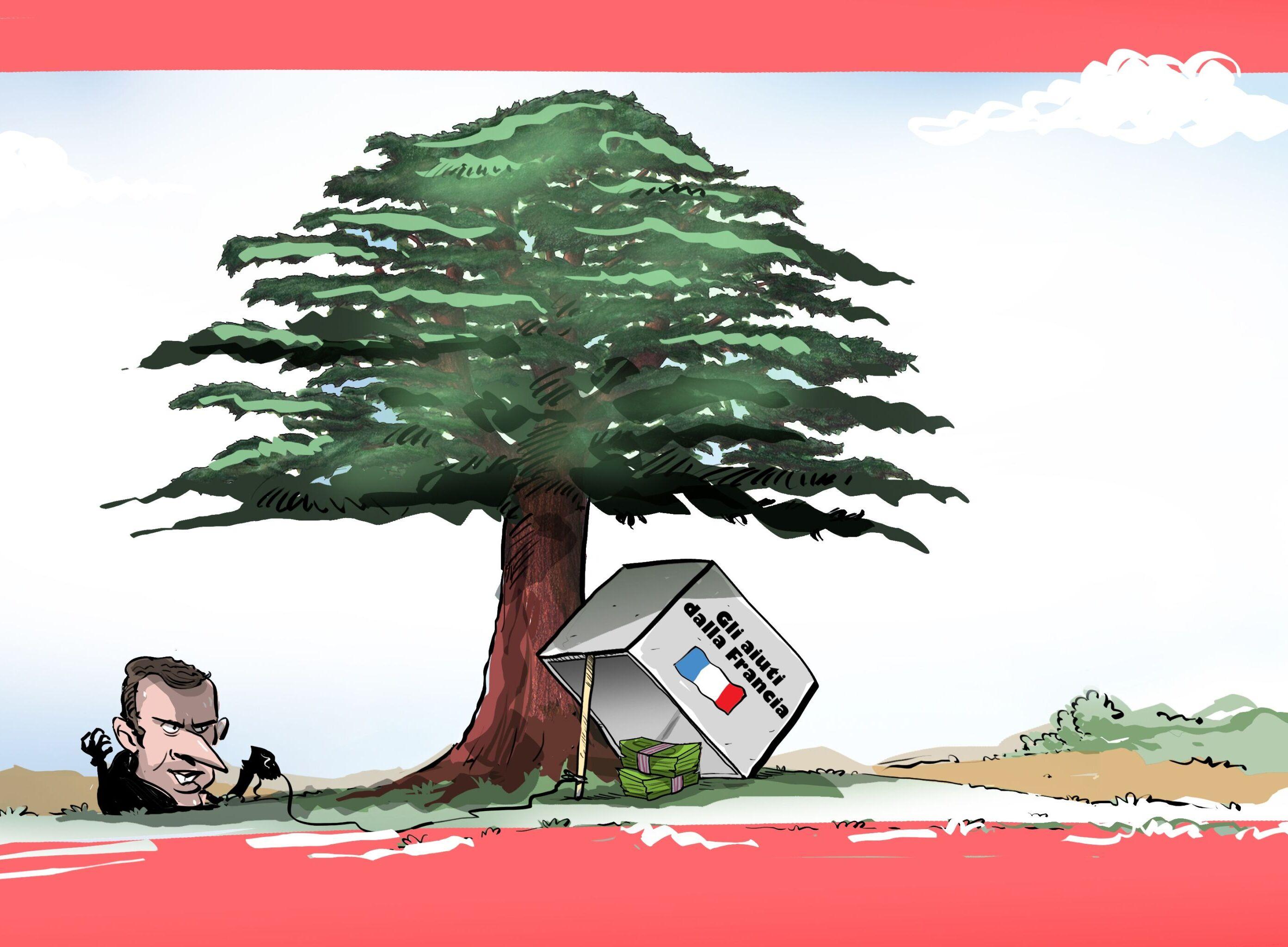 La trappola degli aiuti