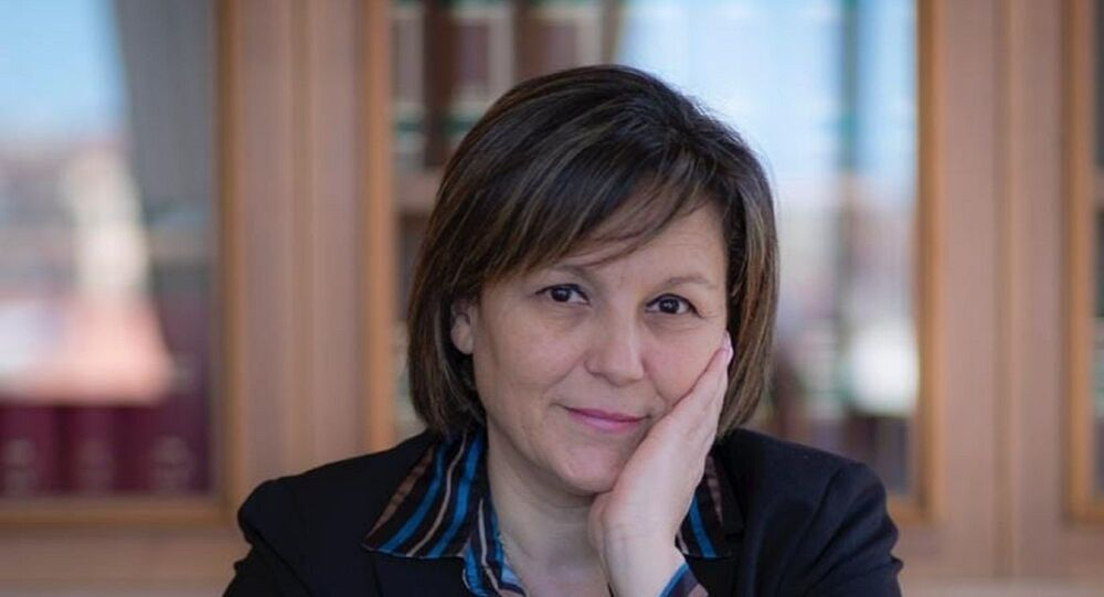 Piera Aiello, la prima donna testimone di giustizia italiana, candidata alla Camera dei Deputati, nel Collegio uninominale di Marsala con il M5S