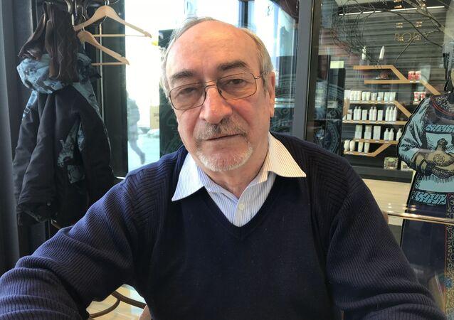 Leonid Rink, creatore dell'agente nervino Novichok
