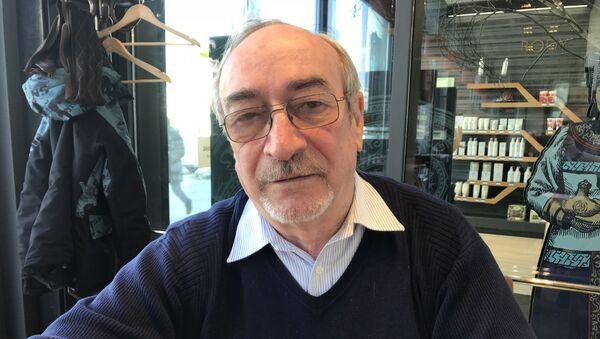 Доктор химических наук, профессор Леонид Ринк - Sputnik Italia