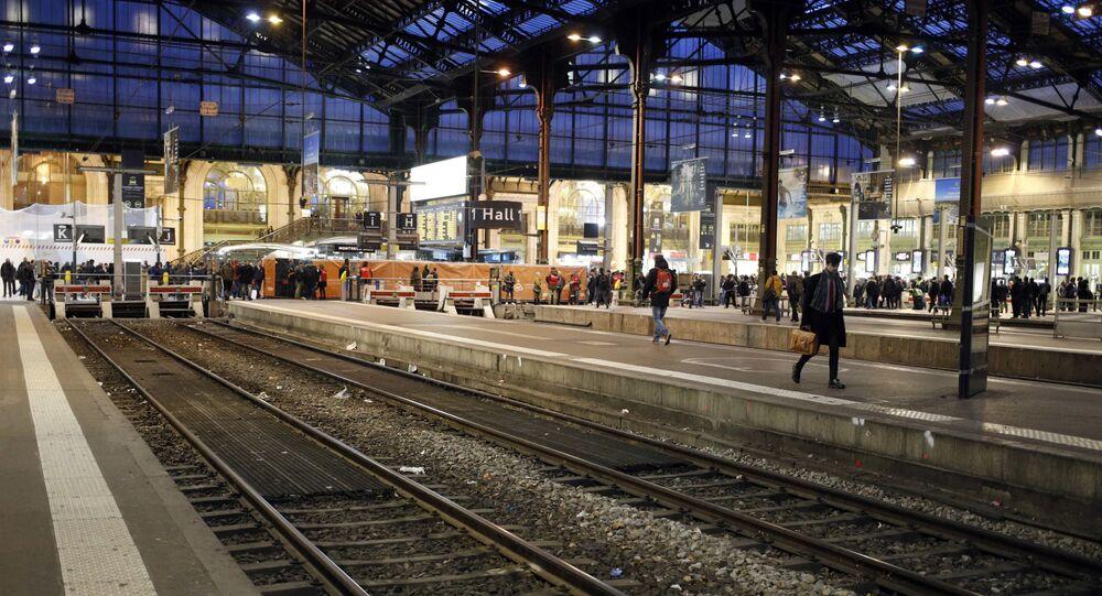 Gare de Lyon (photo d'archives)