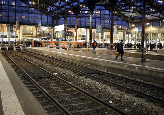 Gare de Lyon (photo d'archives)