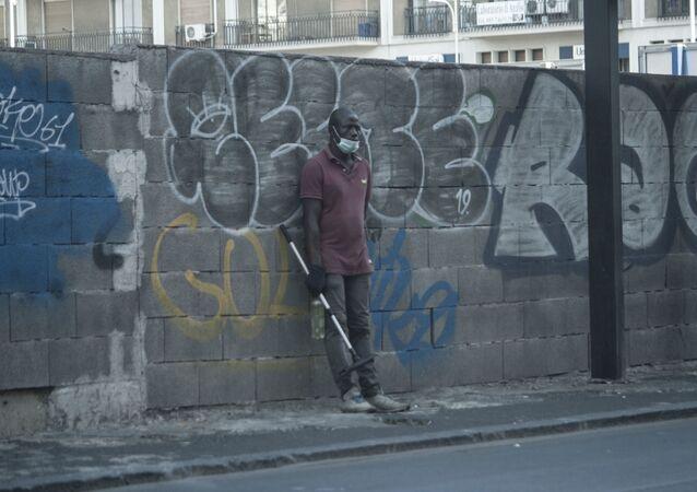 Un migrante in Italia