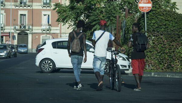 I migranti in Italia - Sputnik Italia