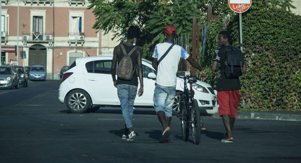 I migranti in Italia