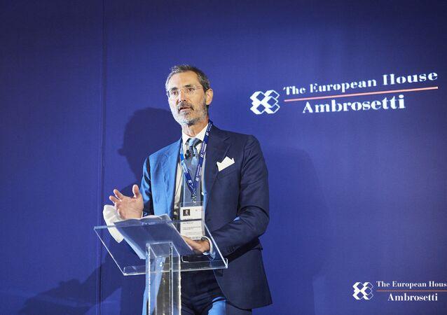 Managing Partner e Amministratore Delegato, The European House - Ambrosetti, Valerio De Molli