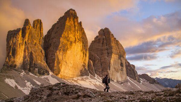 Tre cime di Lavaredo - Sputnik Italia