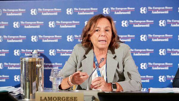 Il ministro Lamorgese - Sputnik Italia