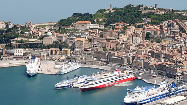 Il porto di Ancona - Sputnik Italia