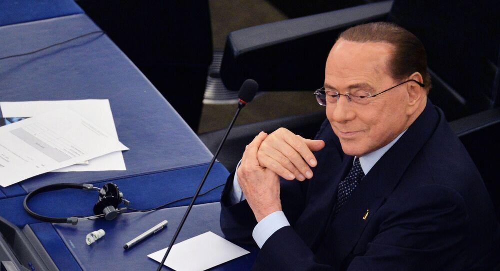 Silvio Berlusconi (foto d'archivio)