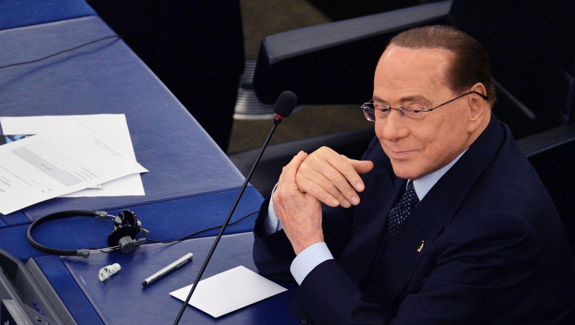 Silvio Berlusconi - Sputnik Italia, 1920, 15.05.2021