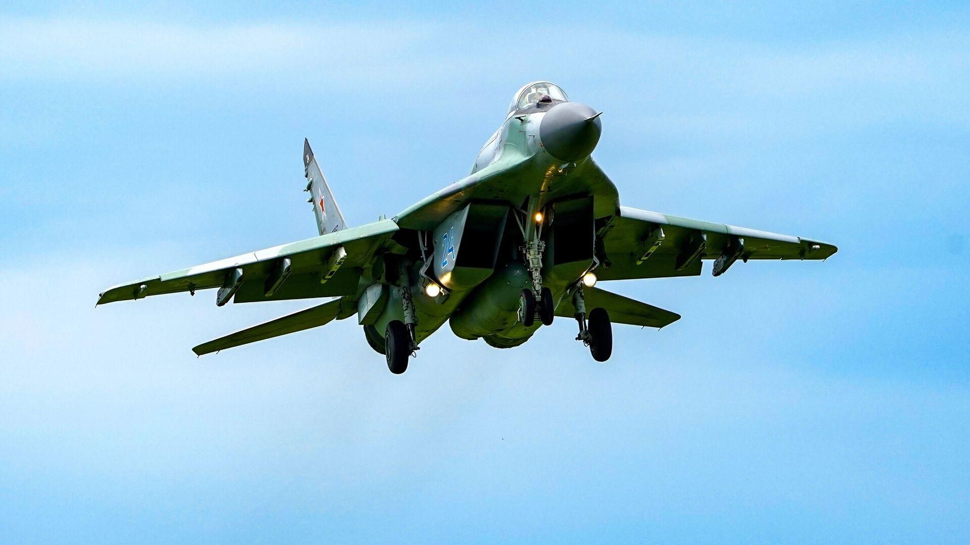 Il caccia MiG-29 - Sputnik Italia, 1920, 18.08.2021